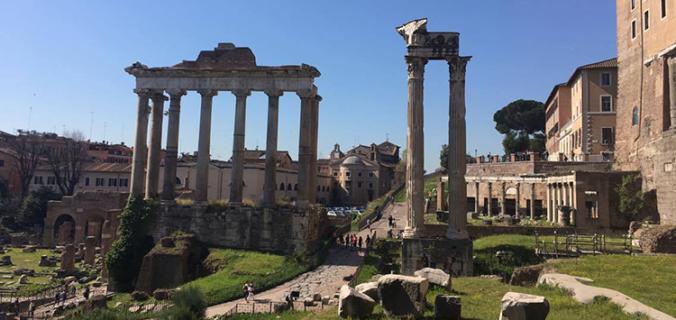 2 dage i Rom