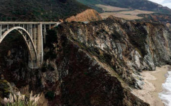 Bixby bridge highway 1 california 2 DAGE I MONTEREY