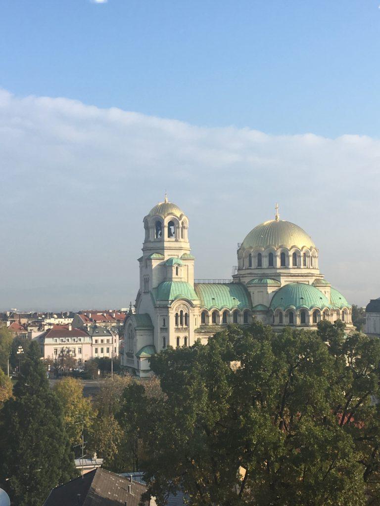 Alexander Nevski katedralen, Sofia i Bulgarien