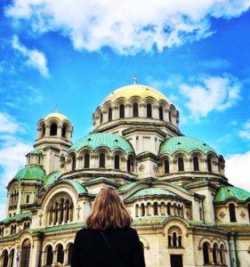 Alexander Nevsky Katedralen sofia
